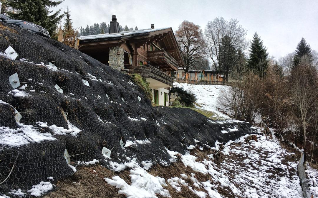 Slope Stabilisation – Switzerland