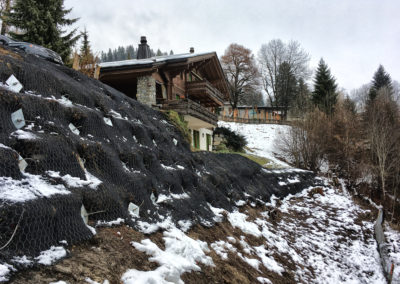 Slope Stabilisation – Switzerland